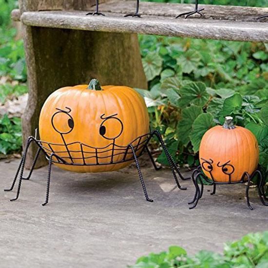 Green Halloween - Buy locally grown pumpkins - Pumpkin Stands