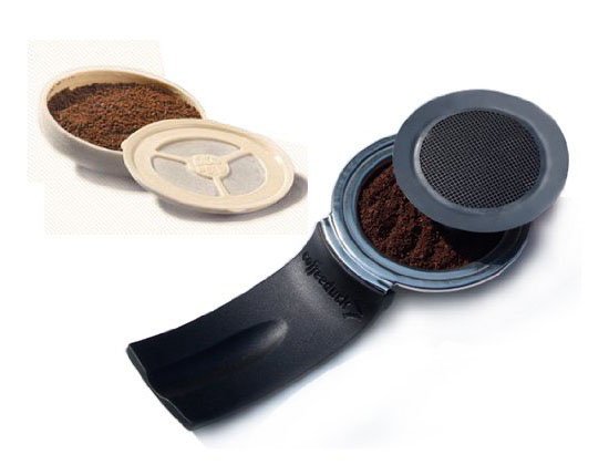 Ecopad Refillable Coffee Filter
