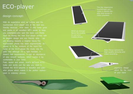Eco-player