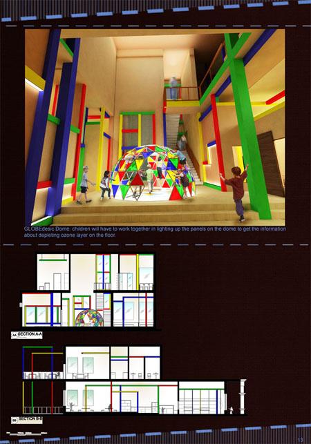 Eco-playhouse