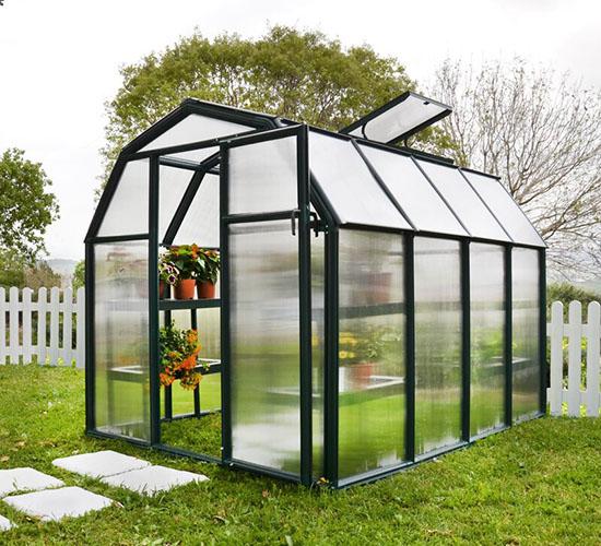 EcoGrow 2 Twin Wall Greenhouse