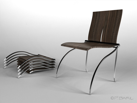 Ecological Chair