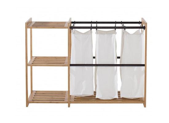 EcoStorage 3 Bag Laundry Sorter by Trinity