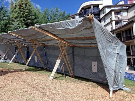 EMU Eco-tent