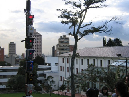 Environmental Traffic Light