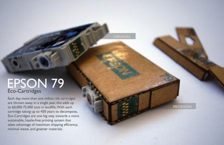 Epson Eco-cartridge