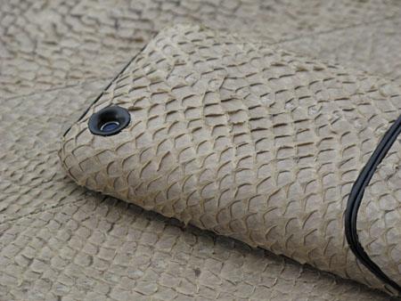 ES-Salmon Leather