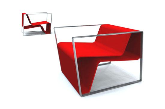 FLIP Lounge by Danilo Cvjetkovic