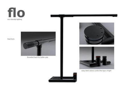 Flo Lamp