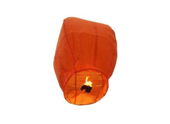 Forty Inches Tall Premium Sky Lanterns