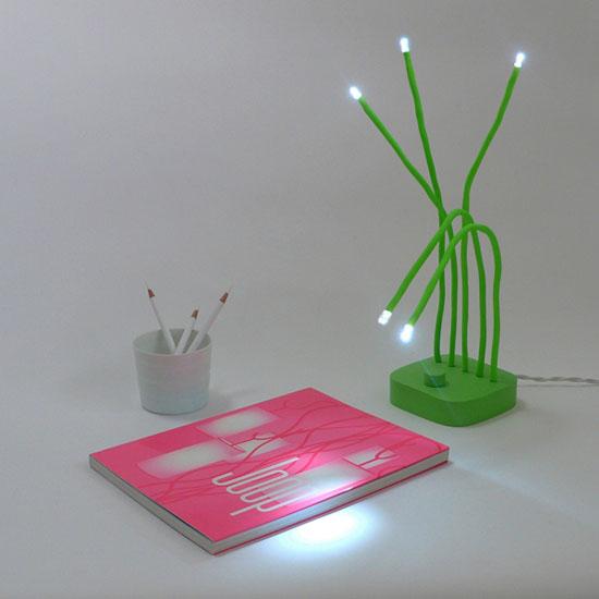 FRESH LED Desk Lamp