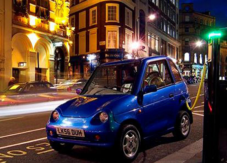 G-Wiz Electric Car