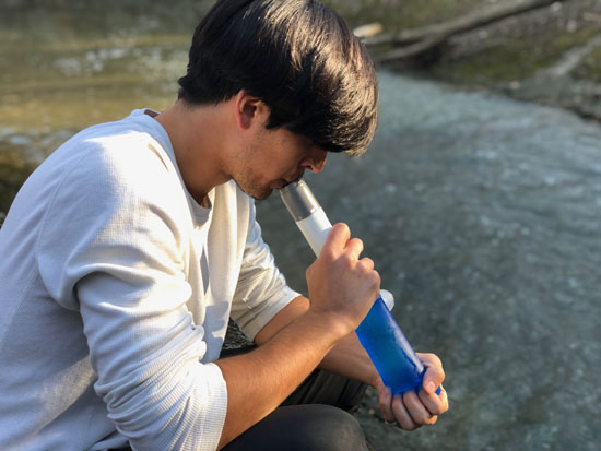 GoSun Flow Combines Water Purifier and Sanitation System in One