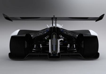GreenGT Electric Racer Concept
