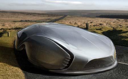 Halcyon Concept Car