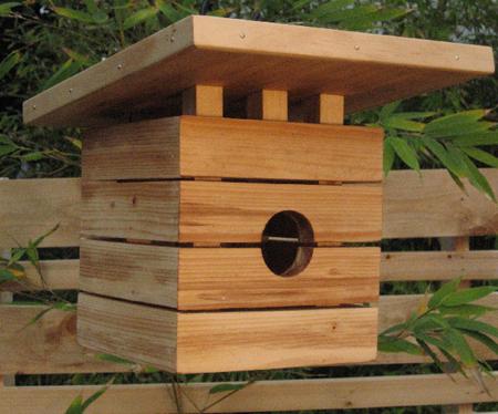 Handmade Bird House