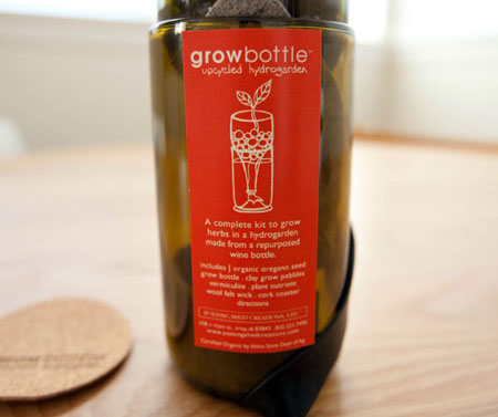 Herb Grow Bottle