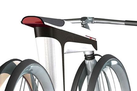 HMK 561 Electric Bike