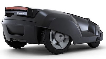 Solar Powered Mower