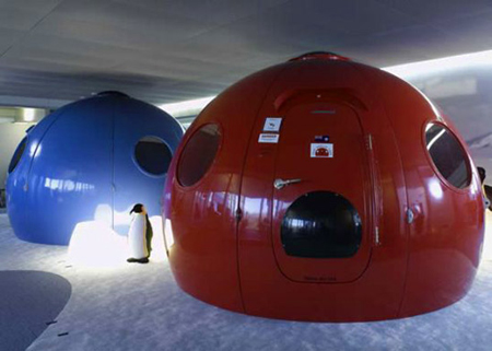 Igloo Satellite Cabin