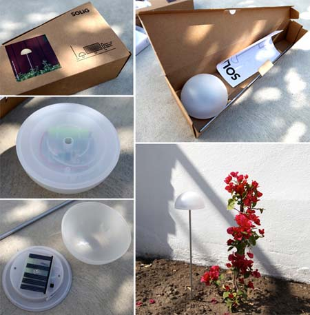 IKEA Solar Lighting