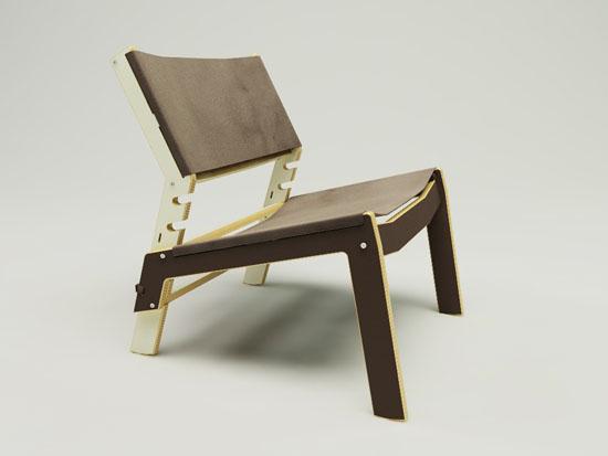 INDU Lounge Chair