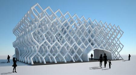 Inflatable Pavilion