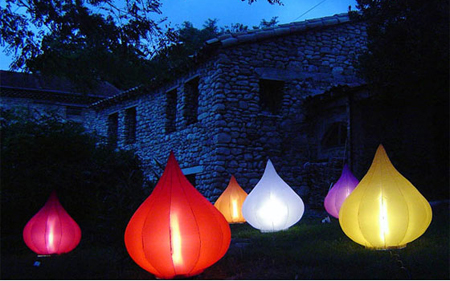 Inflatable Lamp