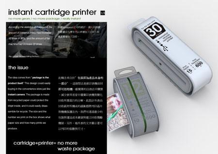 Instant Cardtridge Printer