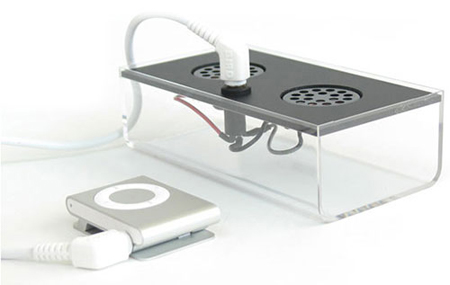 Self Powered iPod