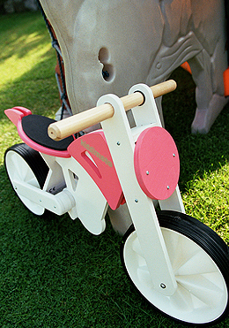 Kiddimoto Bike