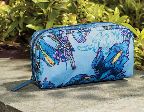 LeSportsac ReCycled Collection Created from Recycled Materials