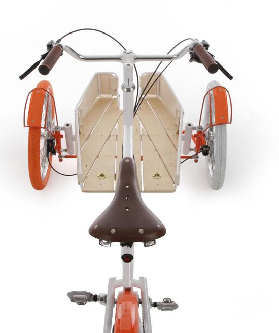 Eco-friendly Local Bike