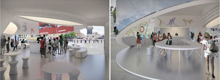 Solar Powered Pavilion