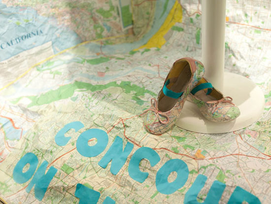 Maps as Kids Outfit