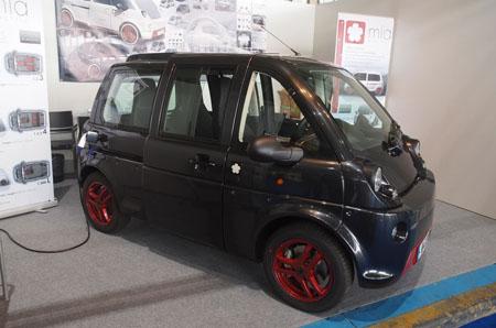 Mia Micro Bus