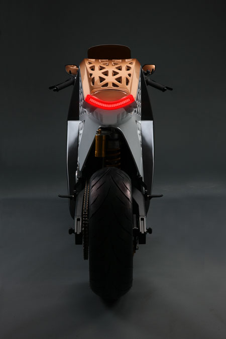 Mission One Electric Motorcycle