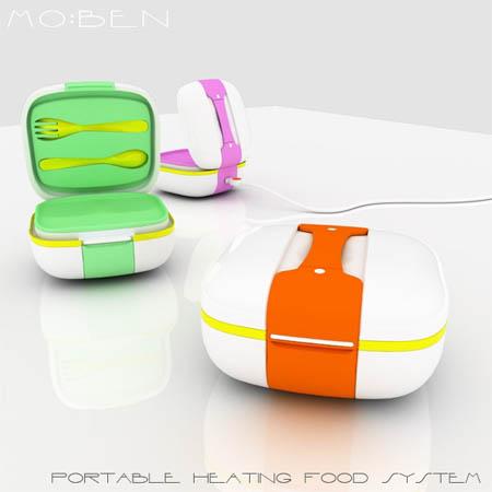 Mo:Ben Reusable Food Container