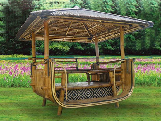 Modernized Nipa Hut by Baikoo Studio