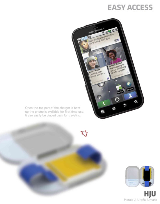 Motorola ECO Packaging