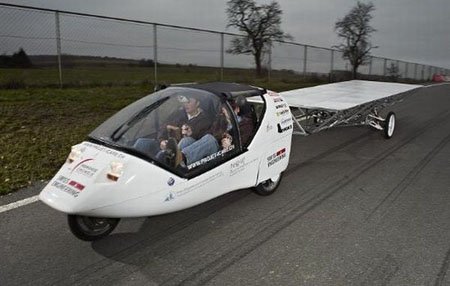 Muller Eco-car