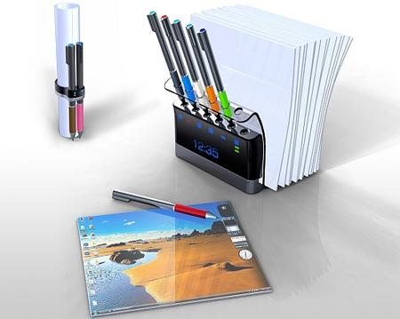 Napkin PC