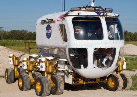 nasa electric car