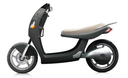 Neue Electric Scooter