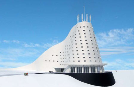 North Slope Ski Hotel