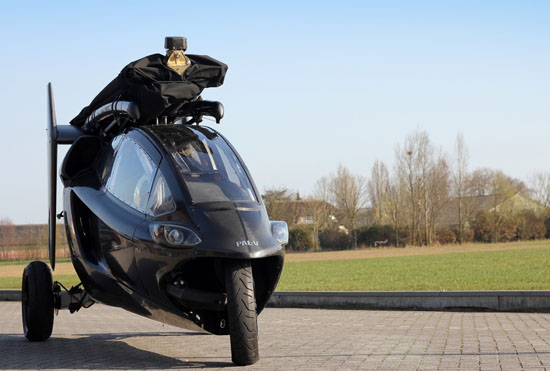 Pal-V Flying Car