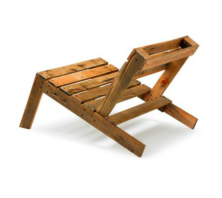 pallet chair by studio mama