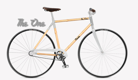 The One Bamboo Bicycle