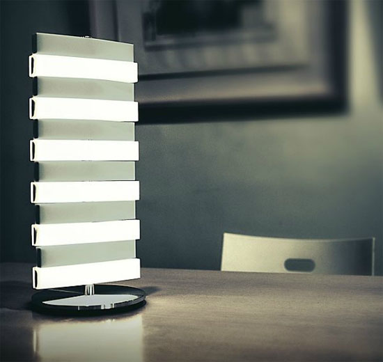 Piano Table Lamp