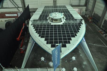 Planet Solar Boat